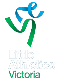 Little Athletics Victoria Logo