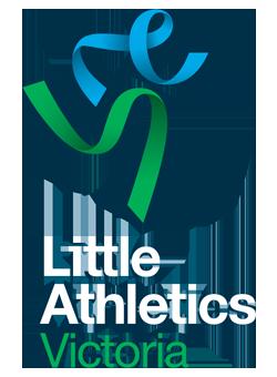 Little Athletics Victoria Logo