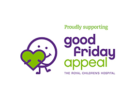 Good Friday Appeal Logo