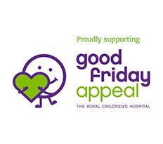 Good Friday Appeal Logo