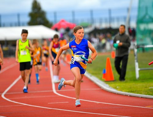 2021 Commonwealth Bank State Relays Championships – Revised Structure