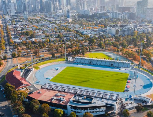 Lakeside Stadium will Host the 2021 State Track and Field Championships