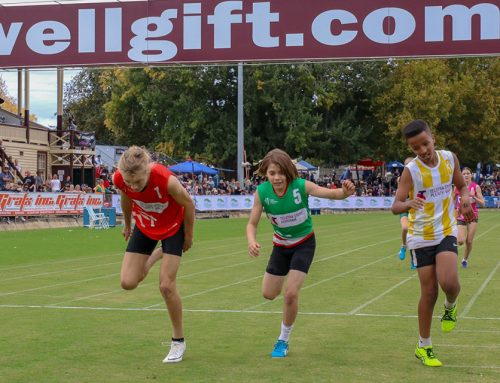 LAVic Involvement at the 2021 Powercor Stawell Gift