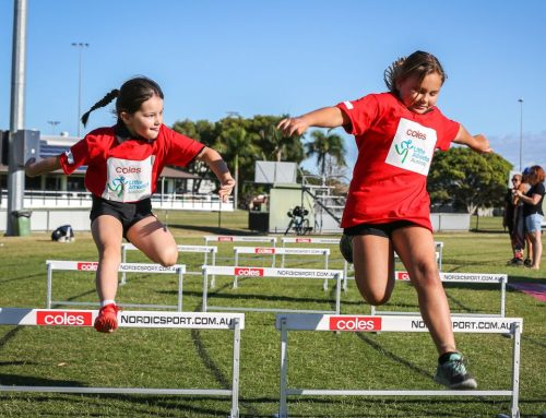 Coles sets new bar with $2 million in grants for Little Athletics