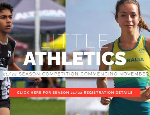 Click Here for Season 21/22 Registration Details